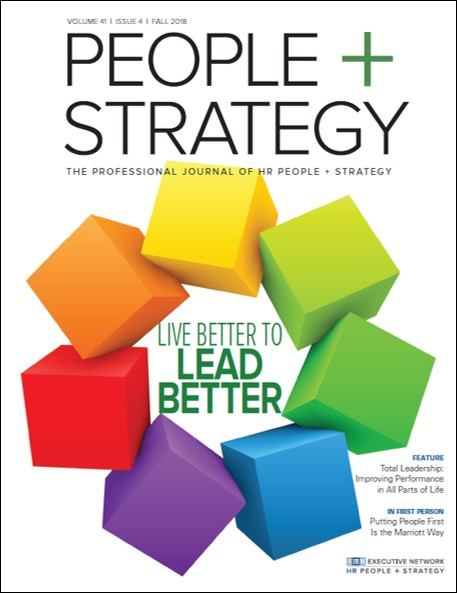 people strategy magazine cover